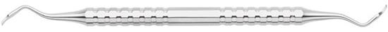 Cincel de hueso, Diemer / Iglhaut, 2,5 + 3,5 mm