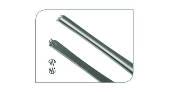 Micro-pinza quirúrgica