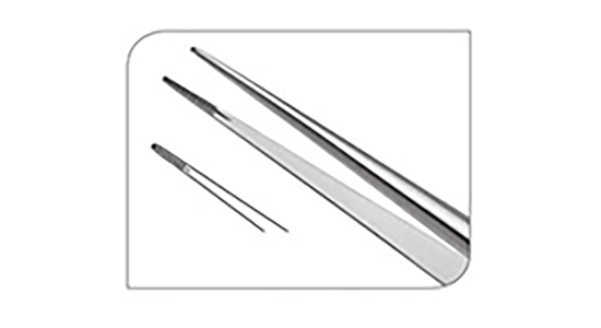 Micro-pinza Cooley 17.5cm Cooley 0.8mm