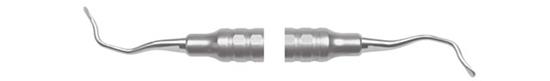 Instrumento para tunelización micro Dra. Aroca fig. 4