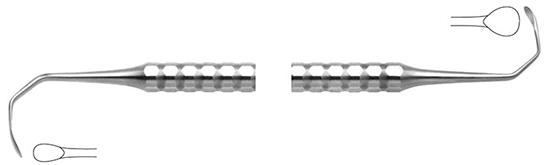 Cureta sinus-lift Myron Nevins 7mm