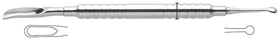 Aplicador para material de sustitucion osea LP1