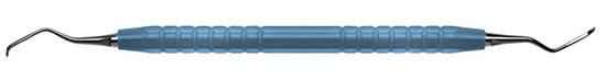 Cureta color-stick McCALL GX4 mango de 10mm
