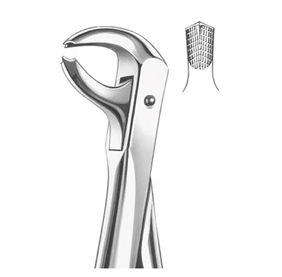 Forcep molar inferior, Fifo-Grip (36,37,46,47)