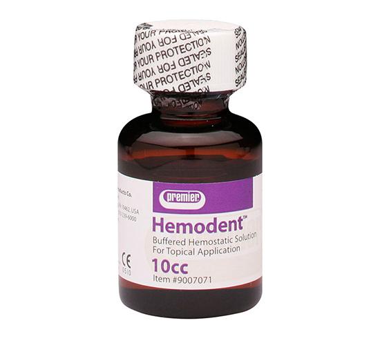 Hemodent 10cc (Solución Hemostática)