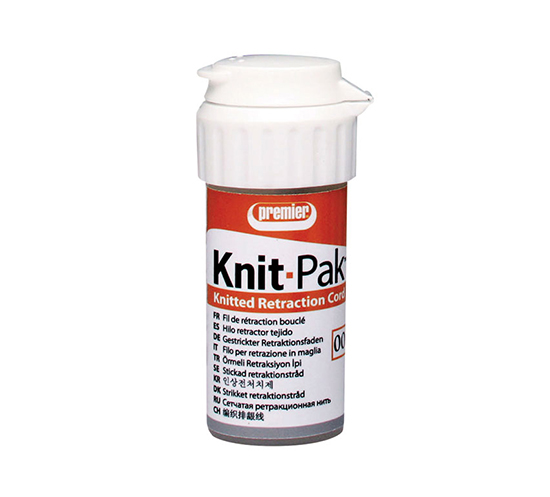 Knit-Pak Hilo Retractor Ging. No-impreg. (00)