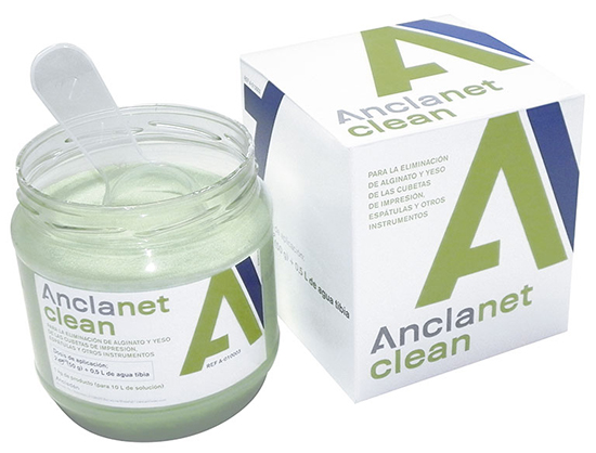 Anclanet clean