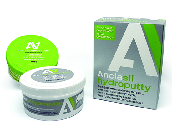 Anclasil Hydroputty