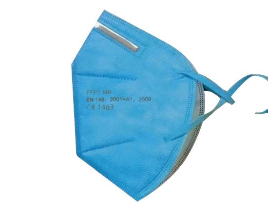 Mascarilla de protección KN95 Azul