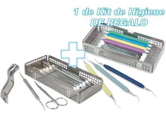 Kit de Cirugía Básica + Kit de Higiene DE REGALO