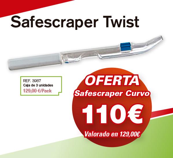 Safescraper Twist